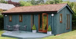 Garden Rooms Clad Cabins